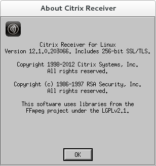 Install Citrix Receiver 12 1 and 13 0 on CentOS 7 | linuxsysconfig